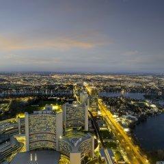 Отель AJO Apartments Messe Австрия, Вена - отзывы, цены и фото номеров - забронировать отель AJO Apartments Messe онлайн балкон