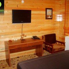 Отель Inan Kardesler Bungalow Motel интерьер отеля