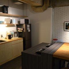 THE LIFE hostel & bar lounge Хаката в номере фото 2
