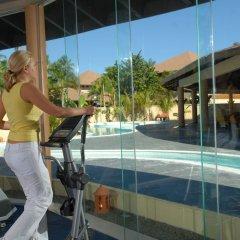 Отель Grand Palladium Punta Cana Resort & Spa - Все включено Доминикана, Пунта Кана - отзывы, цены и фото номеров - забронировать отель Grand Palladium Punta Cana Resort & Spa - Все включено онлайн фитнесс-зал