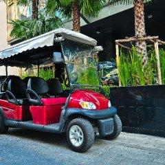 Отель Galleria 10 Sukhumvit Bangkok by Compass Hospitality спортивное сооружение