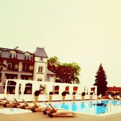 Kavalier Boutique Hotel бассейн