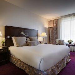 L'Hotel du Collectionneur Arc de Triomphe 5* Улучшенный номер разные типы кроватей фото 10