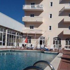 Отель Caldas Internacional Калдаш-да-Раинья бассейн фото 3