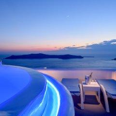Отель Abyssanto Suites & Spa бассейн фото 2