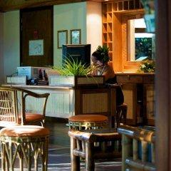 Отель Maitai Rangiroa интерьер отеля фото 2