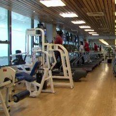 Отель Pullman Dubai Creek City Centre Residences фитнесс-зал фото 2