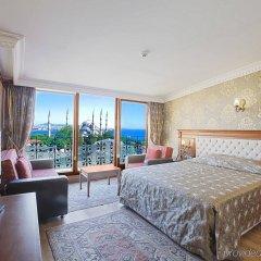 Lausos Hotel Sultanahmet комната для гостей фото 3