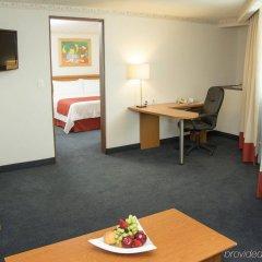 Отель Holiday Inn Mexico Coyoacan Мехико удобства в номере