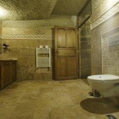 Chelebi Cave House Турция, Гёреме - отзывы, цены и фото номеров - забронировать отель Chelebi Cave House онлайн ванная фото 2