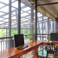 The Bedrooms Hostel Pattaya интерьер отеля