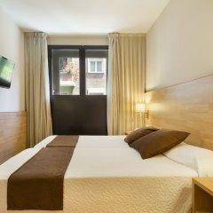 Отель Acta Azul Испания, Барселона - отзывы, цены и фото номеров - забронировать отель Acta Azul онлайн комната для гостей фото 4
