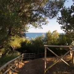 Отель Dominella 2 Казаль-Велино пляж
