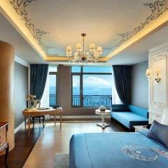 Отель Cvk Hotels & Resorts Park Bosphorus комната для гостей фото 3