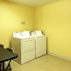 Отель Fairfield Inn & Suites Meridian ванная
