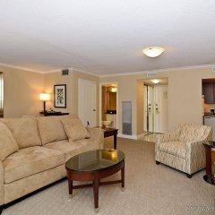 Отель Albert At Bay Suite Hotel Канада, Оттава - отзывы, цены и фото номеров - забронировать отель Albert At Bay Suite Hotel онлайн комната для гостей фото 2