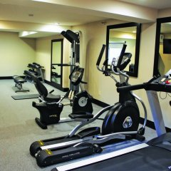 Отель La Quinta Inn & Suites San Diego SeaWorld/Zoo Area фитнесс-зал фото 4