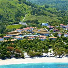 Отель Cofresi Palm Beach & Spa Resort All Inclusive пляж