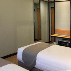 Allstay Hotel Yogyakarta комната для гостей