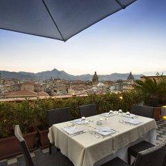 Отель Ambasciatori Hotel Италия, Палермо - отзывы, цены и фото номеров - забронировать отель Ambasciatori Hotel онлайн балкон