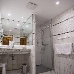 Отель Kurpark Villa Aslan ванная фото 2