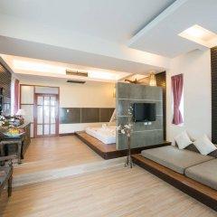 Отель Koh Tao Montra Resort Таиланд, Мэй-Хаад-Бэй - отзывы, цены и фото номеров - забронировать отель Koh Tao Montra Resort онлайн комната для гостей фото 4