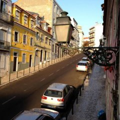 Отель Travel and Tales Príncipe Real Apartments Португалия, Лиссабон - отзывы, цены и фото номеров - забронировать отель Travel and Tales Príncipe Real Apartments онлайн фото 4