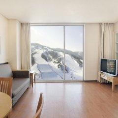 Отель Phoenix Pyeongchang Hotel Южная Корея, Пхёнчан - отзывы, цены и фото номеров - забронировать отель Phoenix Pyeongchang Hotel онлайн фото 4