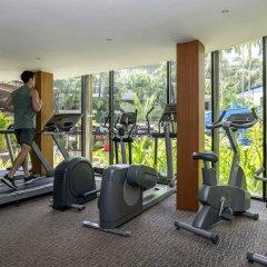 Отель Novotel Phuket Surin Beach Resort Таиланд, Пхукет - 7 отзывов об отеле, цены и фото номеров - забронировать отель Novotel Phuket Surin Beach Resort онлайн фитнесс-зал фото 2
