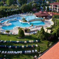 Hrizantema- All Inclusive Hotel балкон