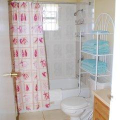 Отель Palm View At The Emerald Estate Gated Ямайка, Монастырь - отзывы, цены и фото номеров - забронировать отель Palm View At The Emerald Estate Gated онлайн ванная