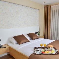 Отель Inan Kardesler Bungalow Motel в номере