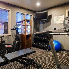 Отель Best Western Plus Rama Inn & Suites фитнесс-зал фото 4