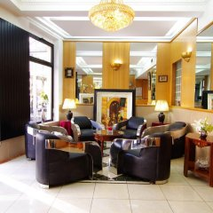 Отель Le Clery интерьер отеля