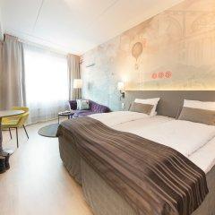 Отель Scandic Byporten Осло комната для гостей