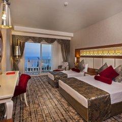 Justiniano Deluxe Resort Турция, Окурджалар - отзывы, цены и фото номеров - забронировать отель Justiniano Deluxe Resort онлайн комната для гостей фото 5