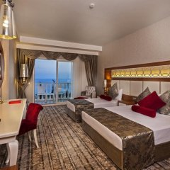 Отель Justiniano Deluxe Resort – All Inclusive Окурджалар комната для гостей фото 5