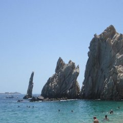 Отель Villa del Palmar Beach Resort & Spa Cabo San Lucas пляж