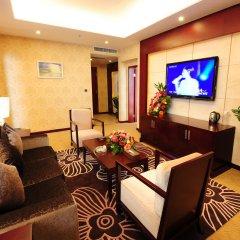 Zhangjiajie Chentian Hotel комната для гостей