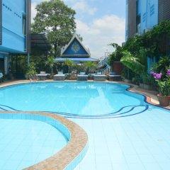 Отель Sananwan Palace бассейн фото 2