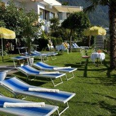 Hotel Appartements Graf Hartwig Сцена бассейн