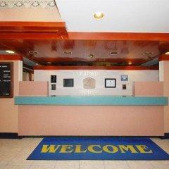 Отель Magnuson Grand Columbus North США, Колумбус - отзывы, цены и фото номеров - забронировать отель Magnuson Grand Columbus North онлайн банкомат