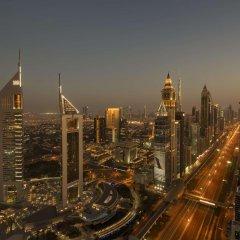 Отель Waldorf Astoria Dubai International Financial Centre балкон