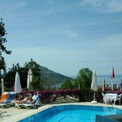 Kelebek Hotel Турция, Калкан - 1 отзыв об отеле, цены и фото номеров - забронировать отель Kelebek Hotel онлайн бассейн фото 3