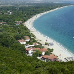 Отель Irida пляж