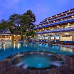 Отель Orchidacea Resort Пхукет бассейн фото 3