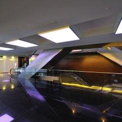 Отель Eurostars Madrid Tower Мадрид бассейн фото 3