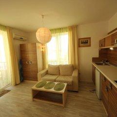 Отель Menada Rainbow Apartments Болгария, Солнечный берег - отзывы, цены и фото номеров - забронировать отель Menada Rainbow Apartments онлайн комната для гостей