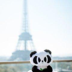 Shangri-La Hotel Paris Париж фото 14