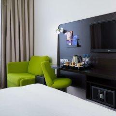 Отель Парк Инн от Рэдиссон Аэропорт Пулково Санкт-Петербург сейф в номере фото 3